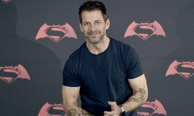 Versión de 'Justice League' de Zack Snyder