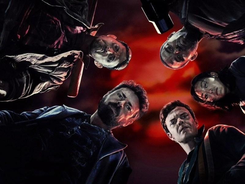Primer imagen de la segunda temporada de 'The Boys'