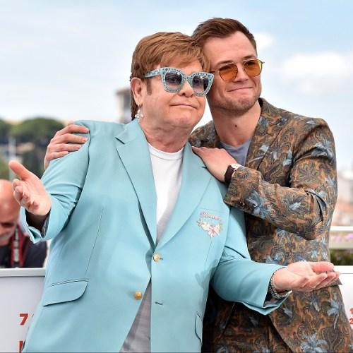 Escena eliminada de 'Rocketman' muestra fuerte crisis de Elton John gettyimages-1149761514-594x594-500x500