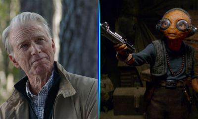 relación entre 'Captain America' y 'Star Wars'