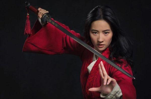 Eliminaron cuentas anti Mulan que intentaron boicotear el live-action yifei_cc_38541210_720803164978778_2036583795666190336_n-1-600x396
