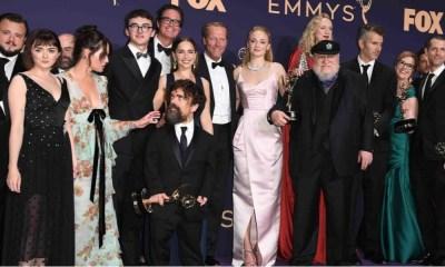 'Game of Thrones' es la mejor serie
