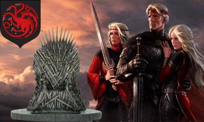 historia de la casa Targaryen