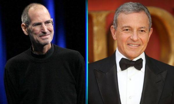 Revelan los deseos de Steve Jobs entre Apple y Disney Apple-y-Disney-se-abri%CC%81an-fusionado-1-600x360