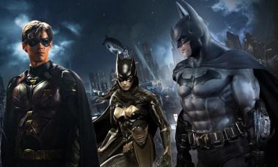 Robin y Batgirl en el universo de 'The Batman'