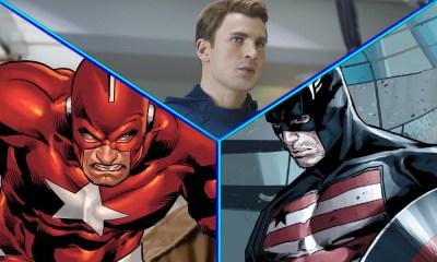 Invasión de versiones malignas de Captain America