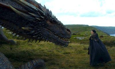 Cuarto Dragón en Game of Thrones
