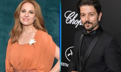 Diego Luna y Marina de Tavira no niegan relación