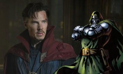 Doctor Doom contra Doctor Strange