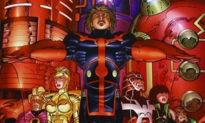 Escena post créditos de 'Eternals' revela a los X-Men