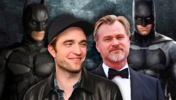 Christopher Nolan aconseja a Robert Pattinson