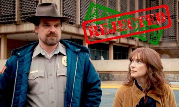 Relaciones en 'Stranger Things' que los fans aman y odian Joyce-y-hopper-600x360