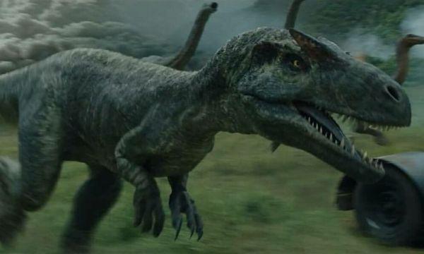 'Jurassic World' presenta dos dinosaurios nunca antes vistos Jurassic-World-presenta-nuevos-dinosaurios-en-cortometraje-600x360