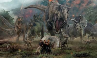 Jurassic World presenta nuevos dinosaurios