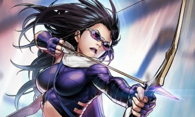 Actriz que interpretará a Kate Bishop en el MCU