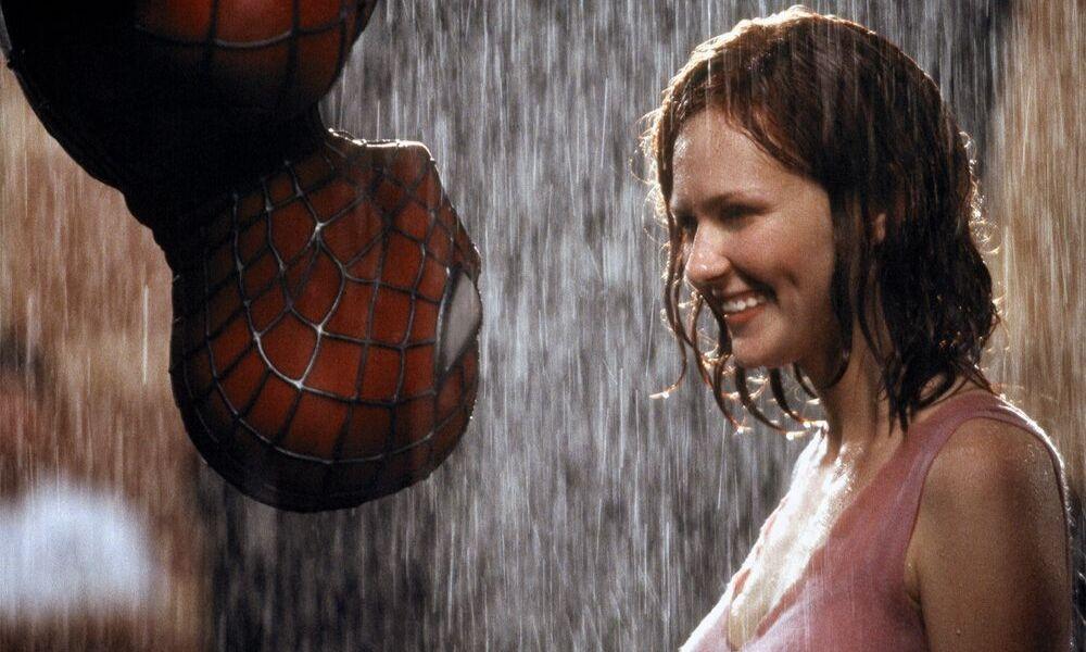 Kirsten Dunst habla de 'Spider Man'