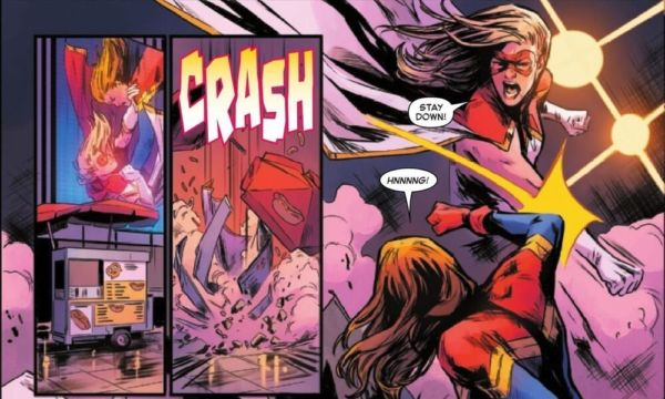 ¡Adiós Carol Danvers! Marvel tendrá una nueva 'Captain Marvel' Marvel-tendra%CC%81-una-nueva-Captain-Marvel-600x360