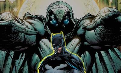 Moon Knight y Batman