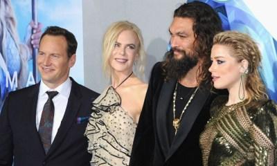 Patrick Wilson y Nicole Kidman estarán en 'Aquaman 2'