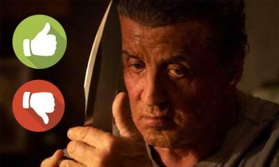 Crítica del creador de 'Rambo: Last Blood'