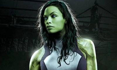 She-Hulk en 'Spider-Man 3'