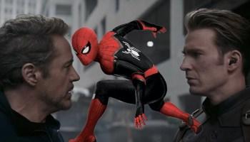 Acuerdo de Spider-Man con escenas de 'Endgame'