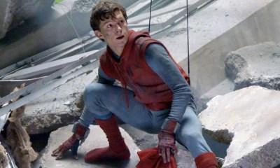 Tom Holland reveló un error en 'Spider-Man: Homecoming'