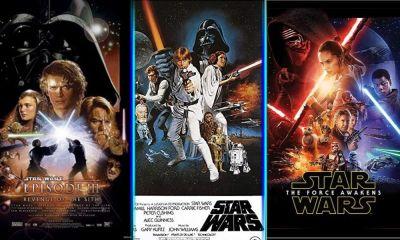 Star Wars: The Force Awakens decepcionó a George Lucas