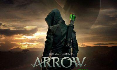 Stephen Amell revela el trailer de la temporada final de Arrow