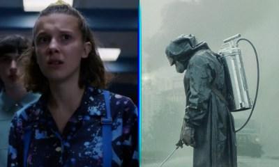 Relación entre 'Stranger Things' y 'Chernobyl'