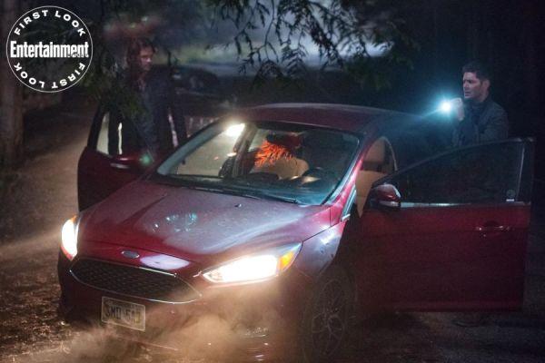 El gran cambio de los Winchester en la primera foto de la última temporada de 'Supernatural' Supernatural-3-600x400