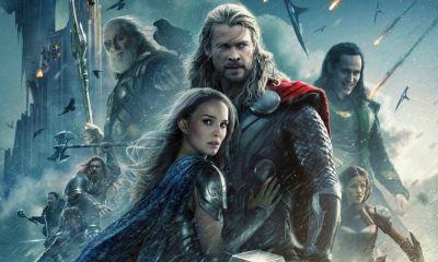 Thor Love and Thunder tendrá lugar en el espacio