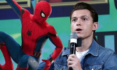 Tom Holland celebró el regreso de Spider-Man al MCU