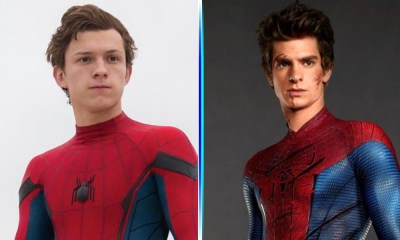 Tom Holland y Andrew Garfield comparten un error