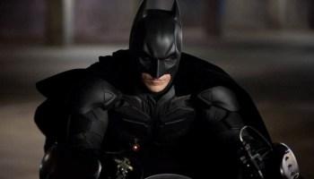 Christian Bale reaccionó al Batman de Robert Pattinson
