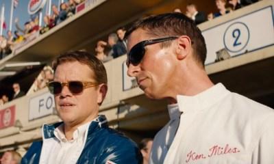 Nuevo trailer de 'Ford v Ferrari'