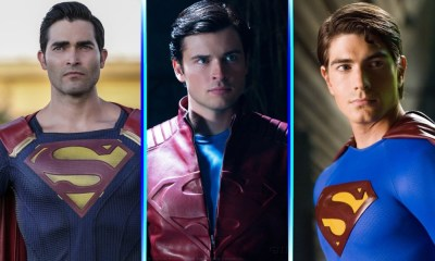 Tom Welling como Superman