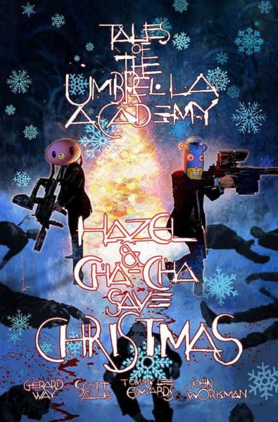 'The Umbrella Academy' lanzará spin-off navideño hazel-and-cha-cha-save-christmas-1188943