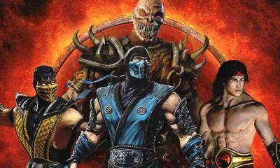 primera imagen para 'Mortal Kombat'