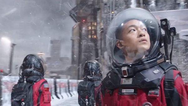 ¡No era tan esperada! La película que le arrebató un récord a Disney the-wandering-earth-1-600x338