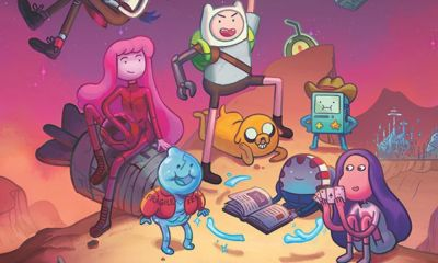 'Adventure Time' regresa