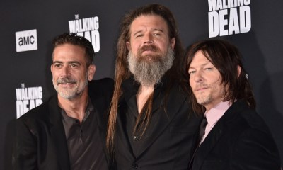 Actor de 'The Walking Dead' sufrió un accidente