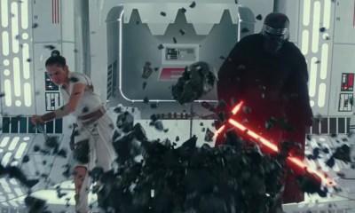 Alianza de Rey y Kylo Ren en 'The Rise of Skywalker'
