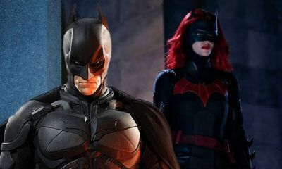 Batman desapareció en la serie 'Batwoman'