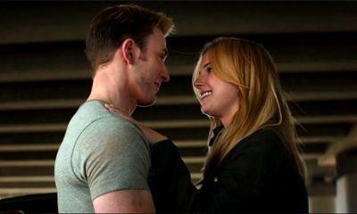 Captain America tuvo un mal final por Sharon Carter
