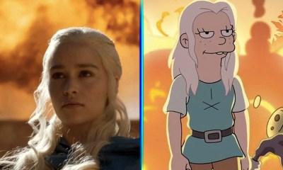 Referencias de 'Game of Thrones' en 'Disenchantment'