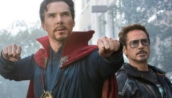 Benedict Cumberbatch imitó a Robert Downey Jr.