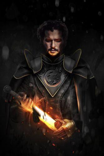 """Por culpa de 'Game of Thrones', Kit Harington está """"aterrorizado"""" por entrar al MCU ECywZ2HUwAAZoGX-333x500"""