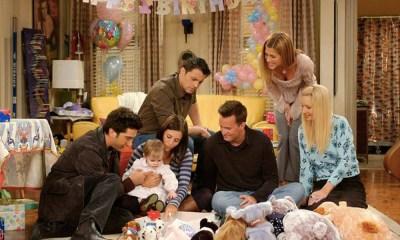 Fracaso en el aniversario de 'Friends'