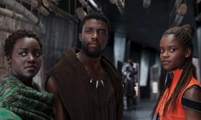 Iniciaron el guion de 'Black Panther 2'